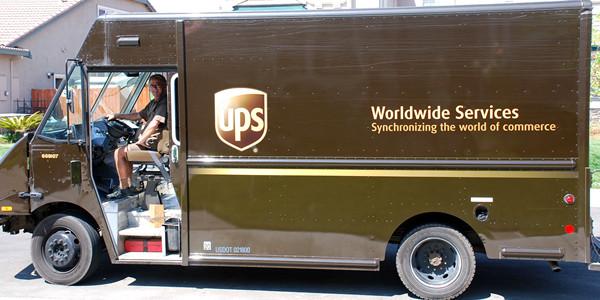 El control de flota de UPS ahorra combustible por millones de dólares