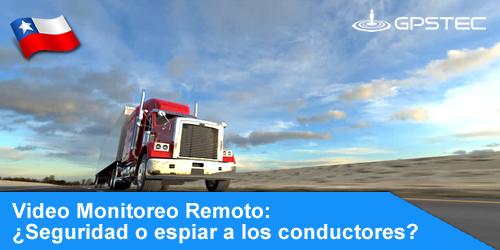 control de flota y video vigilancia de camiones